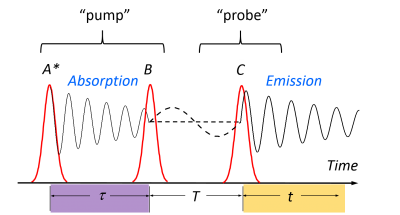 MDCS pulse sequence